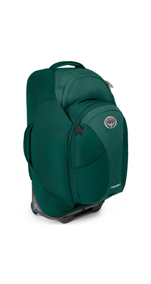 Osprey Meridian 75 Trolley Rainforest Green